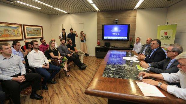 Florianópolis - Anúncio das empresas contempladas pelo Sinapse da Inovação